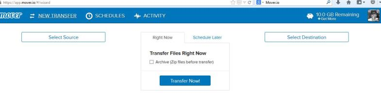 How To Easily Transfer Files Between Different Cloud Storage Services