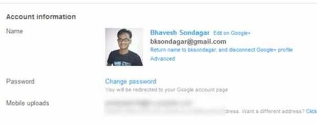 Removing Google+ Profile From YouTube