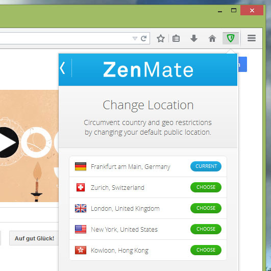 Zenmate - Best VPN