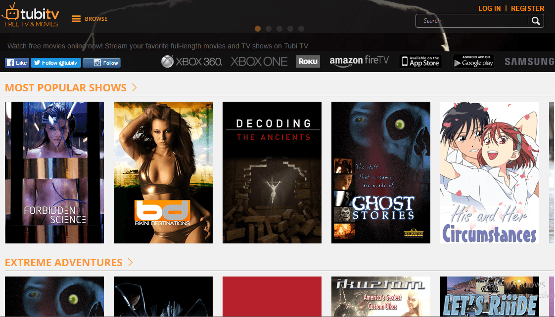 Free Streaming Movies Online Without Sign Up