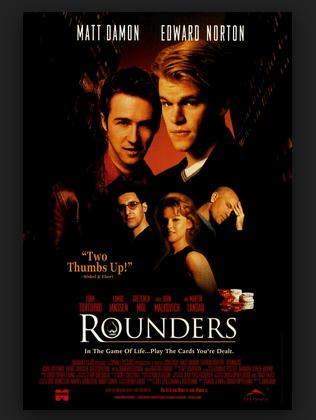 Rounders (1998) Movie