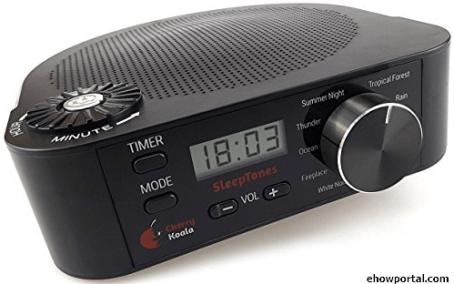 Cherry Koala Sleep Tones Sound Therapy Machine