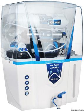 Kinsco Aqua Zing 15L Water Purifiers
