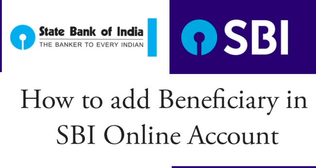How to add beneficiary in SBI online to send money