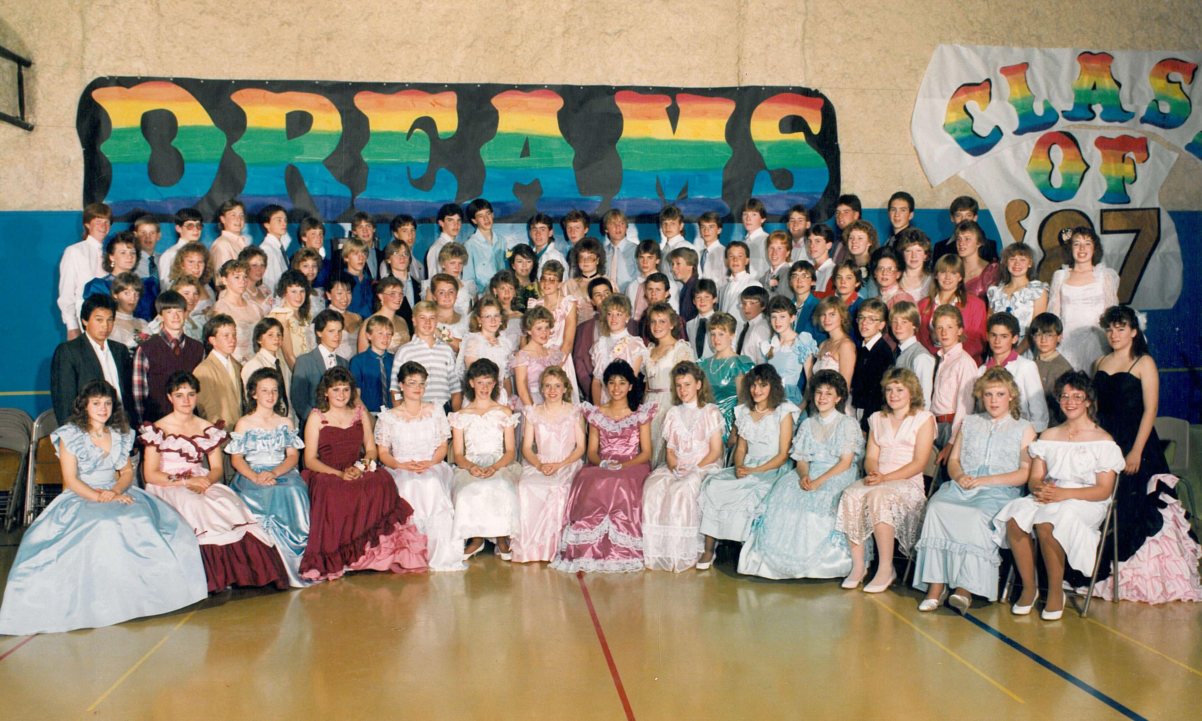 EH Graduated Classes Photos  8th Grade Graduation Class Photos