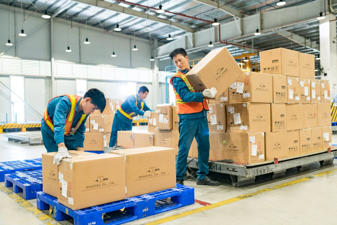 Warehouse factory Hanoi Corporate Photographer Hanoi Photographer Ehrin Macksey