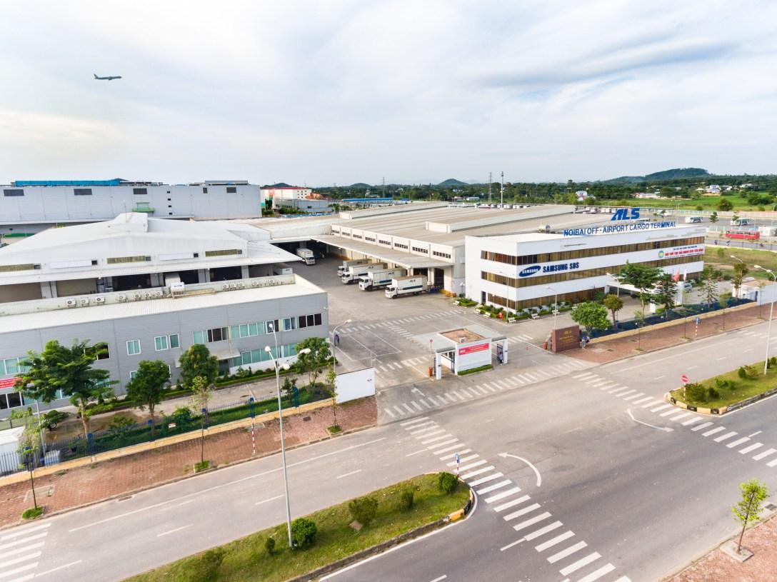 Vietnam Factory Drone Photography