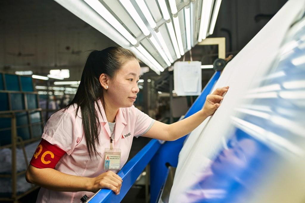 Hanoi Textile Photographer