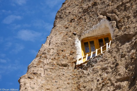 Window of a Kandovan House