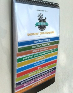 Riverside county fair vinyl sleeved flip chart also emergency procedures charts send your content we do the rest rh ehsconsultz