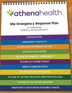 Athenahealth standard flip chart also emergency procedures charts send your content we do the rest rh ehsconsultz