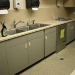 Kitchen Countertops Materials Contemporary Cabinets Federal Center South Daycare Mold And Moisture ...
