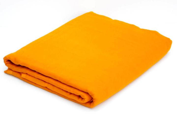 Buy Cadmium Yellow Full Voile Turban
