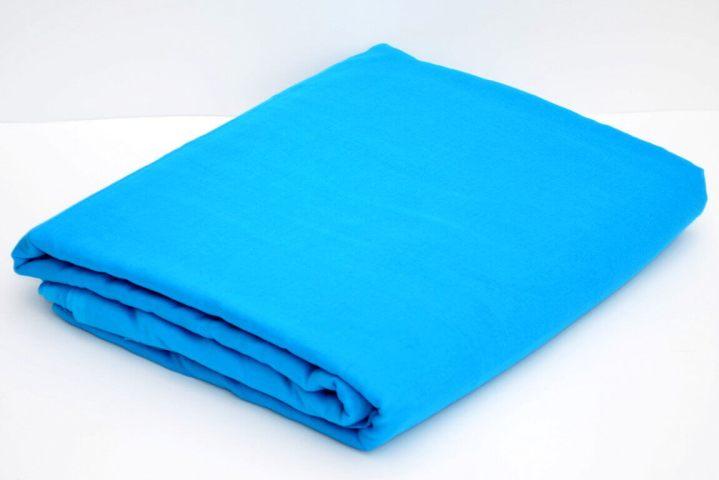 Buy Deep Sky Blue Full Voile Turban