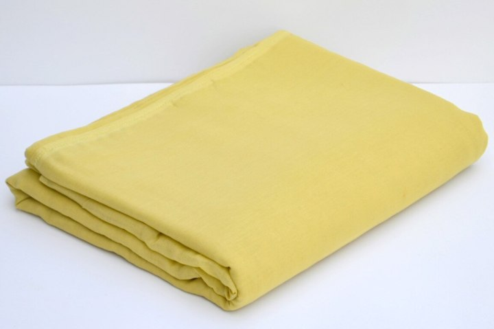 Buy Light Golden Color Full Voile Cloth