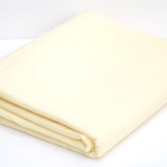 Buy Off White Yellow Full Voile Turban