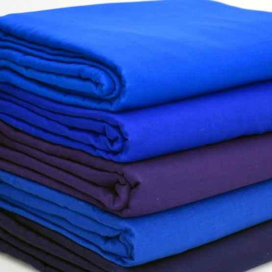 Dark blue voile
