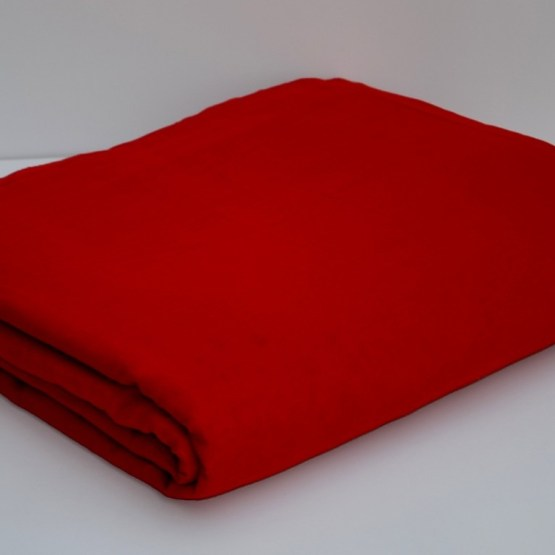 Buy Tomato Bright Red Color Full Voile Turban