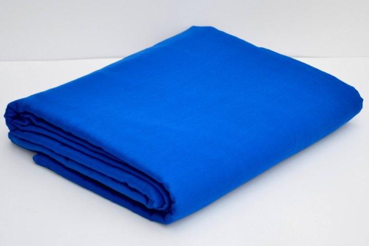 Royal Blue Full Voile Turban