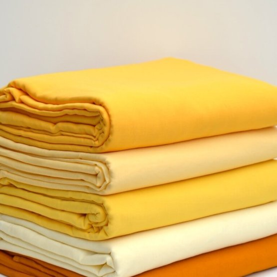 Yellow voile