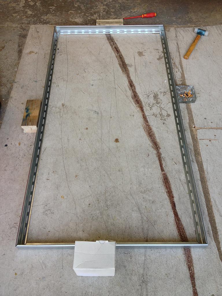 GrasTable Gras Table Rahmen