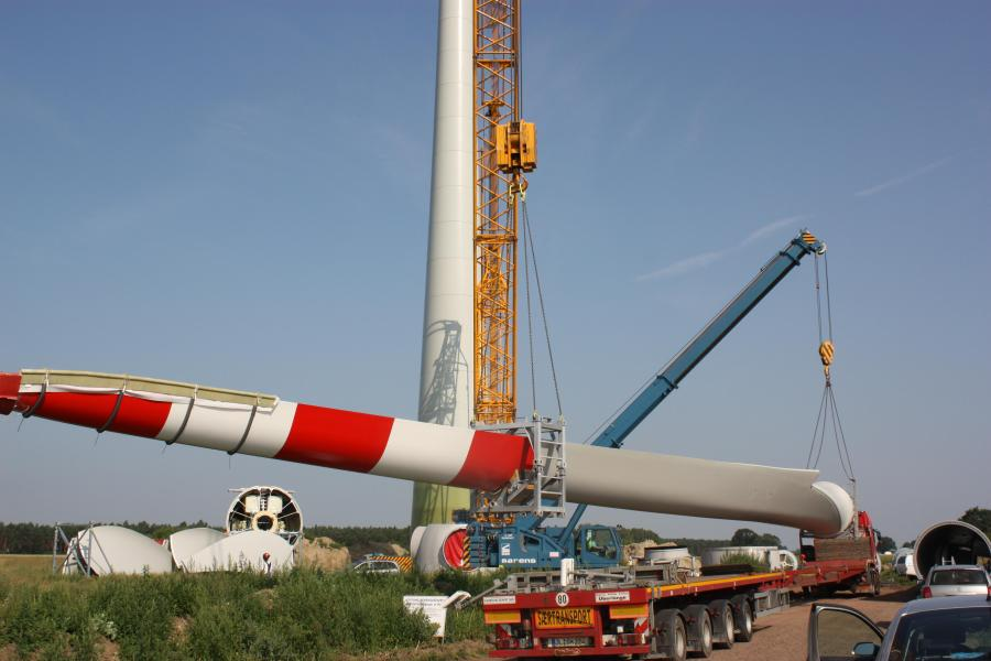 Poland: EIB and LBBW finance four wind farms near Poznan