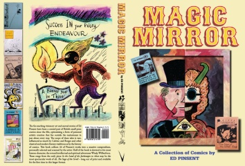 Magic Mirror, a Collection of Comics by Ed Pinsent
