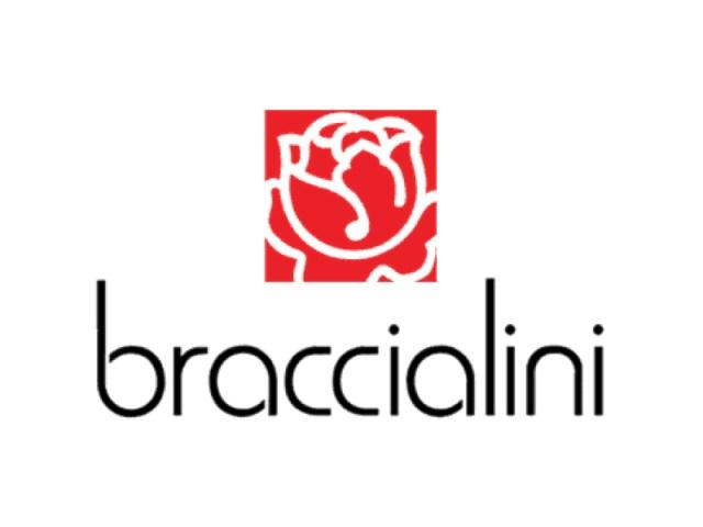 logo della marca che si chiama Braccialini