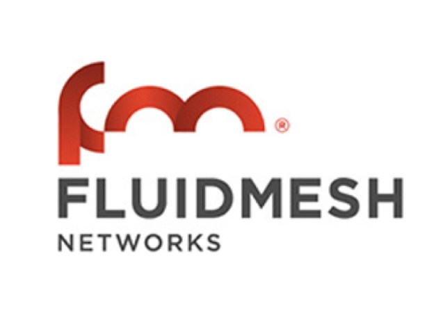 logo of the brand Fluidmesh