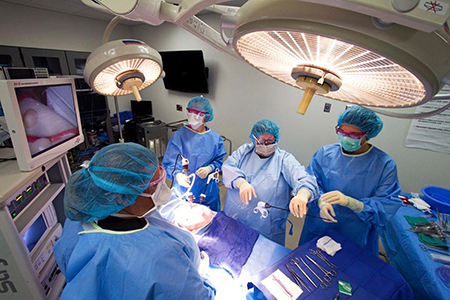 Surgical Technologist Associate in Applied Science Degree