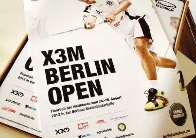 X3M Berlin Open