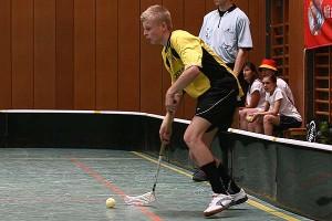Torben 2006 in Bremen bei der U19
