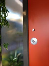 Mid-Century Modern Doors: Jon Jarrett's Vintage Hardware ...