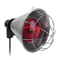Kennel Infrared Heat Lamp | Eickemeyer Veterinary Equipment