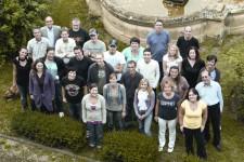 """Das Team von """"Clausen + Reitsma"""" lädt alle jungen Nachwuchsmediengestalter für Samstag, 25. Februar, zum """"Tag der offenen Tür"""" in die Burg Veynau ein. Bild: C+R"""