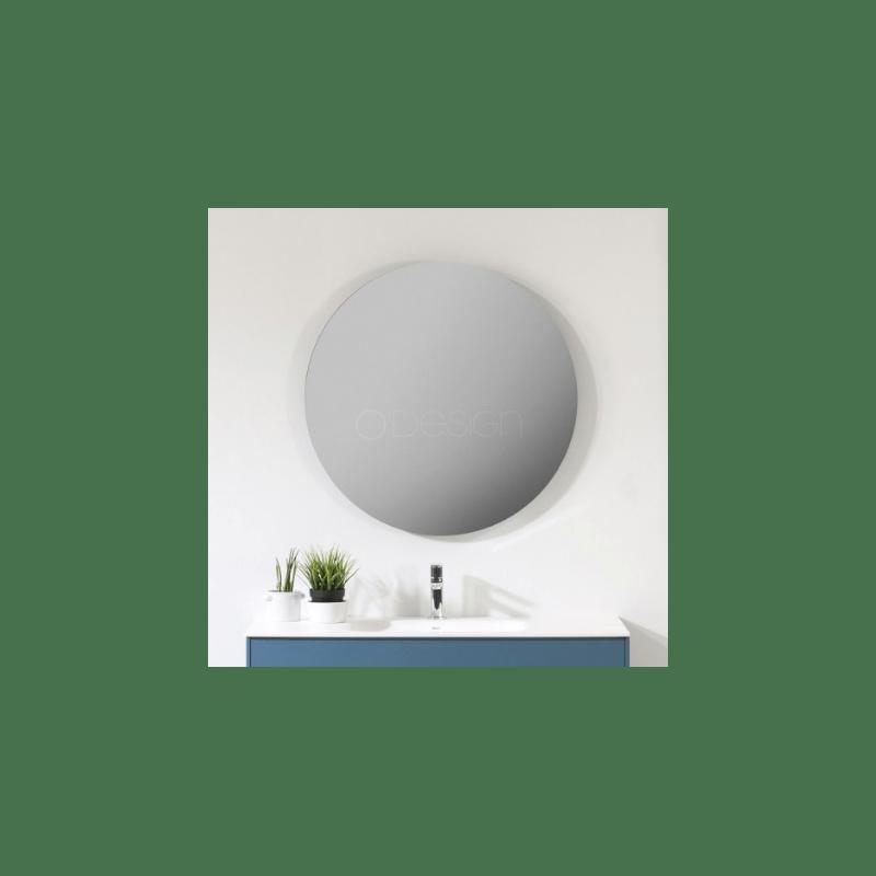 miroir rond 120 cm anti buee ottodon