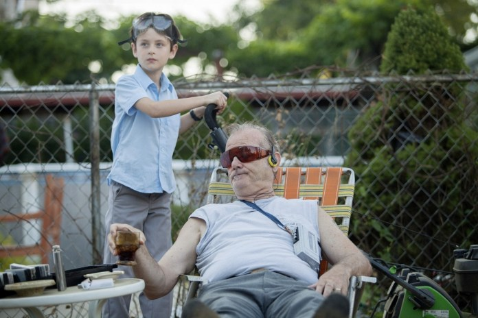 JAEDEN LIEBERHER and BILL MURRAY star in ST. VINCENT