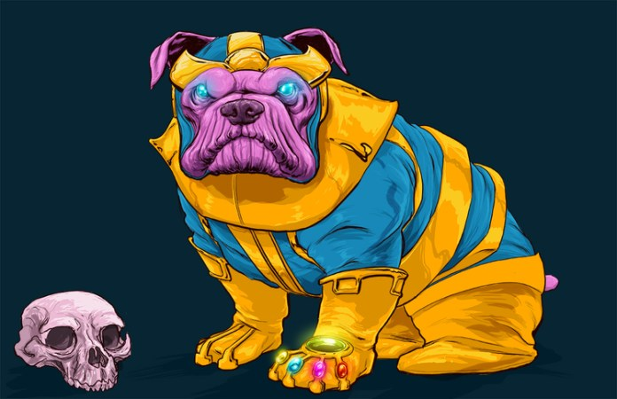 Marvelheroes-Dog-Thanos