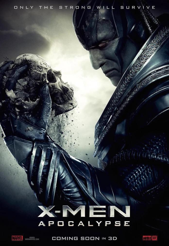 シリーズ最新作『X-Men: Apocalypse』ポスター&予告編公開