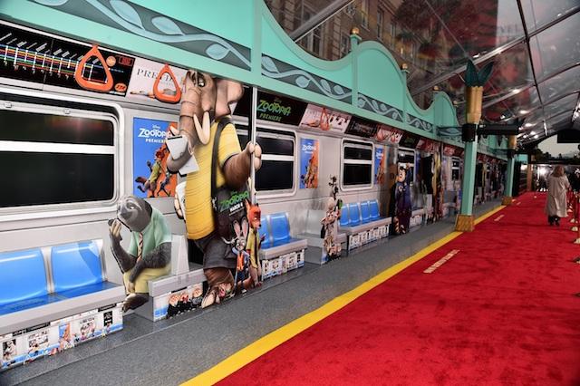 "Los Angeles Premiere Of Walt Disney Animation Studios' ""Zootopia"""