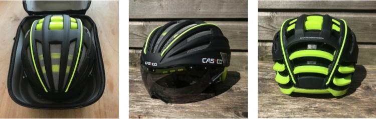 Casco SPEEDairo RS - De helm van alle kanten