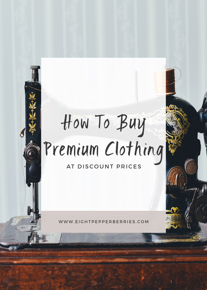 How To Buy Premium clothing At Discount Prices Using ThredUP. Sign up to recieve $10 towards your first purchase! >> Eight Pepperberries blog