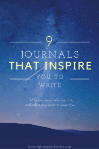 9 journals that inspire you to write