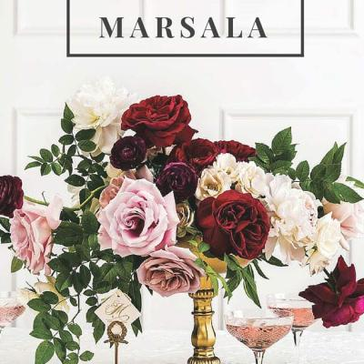 Color Crush – Marsala's Top 10