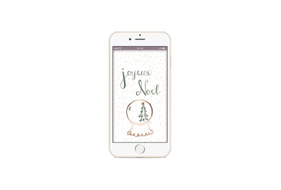 Joyeux Noel >> Free holiday Christmas wallpaper for desktop +iphone