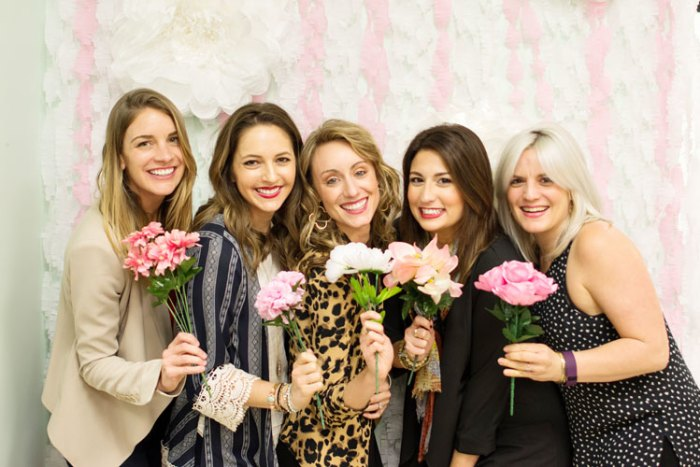 Galentines Night Out Recap - A night celebrating friendship! Photos by Kinosi Photography