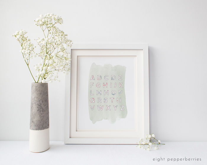 Introducing the Eight Pepperberries Paperie + Gifts Shop