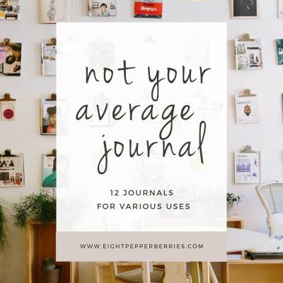 Not Your Average Journals