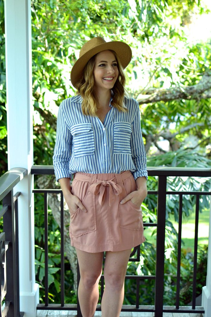 Brunch In Blush and Blue >> Eight Pepperberries