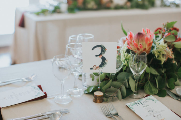 Mr & Mrs Pauw South African Wedding at Blue Gum Estates || Stationery by Eight Pepperberries, Photography by Chelsea Erwin, Event planning by Best Days Event Planning